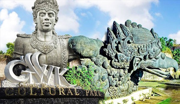 garuda wisnu kencana or often abbreviated gwk is a tourist parks once the window art and culture in southern part of island bali